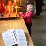 Просветительские листки и необходимости участия в Таинствах  Исповеди и Причащения.