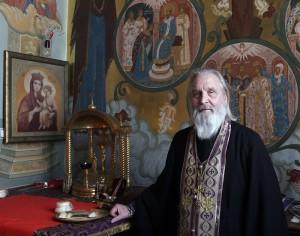 Священник Георгий Бреев