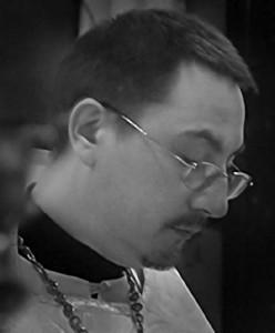 священник Александр Шантаев